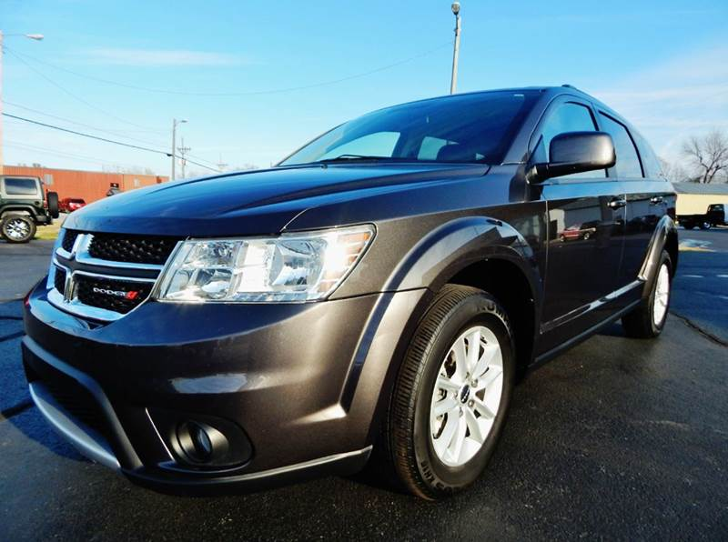 2016 dodge journey awd sxt 4dr suv in carthage mo premier auto sales. Black Bedroom Furniture Sets. Home Design Ideas