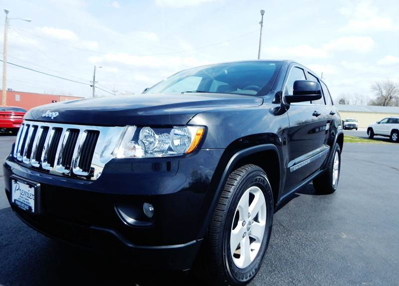 2013 jeep grand cherokee laredo 4x4 4dr suv in carthage mo. Black Bedroom Furniture Sets. Home Design Ideas