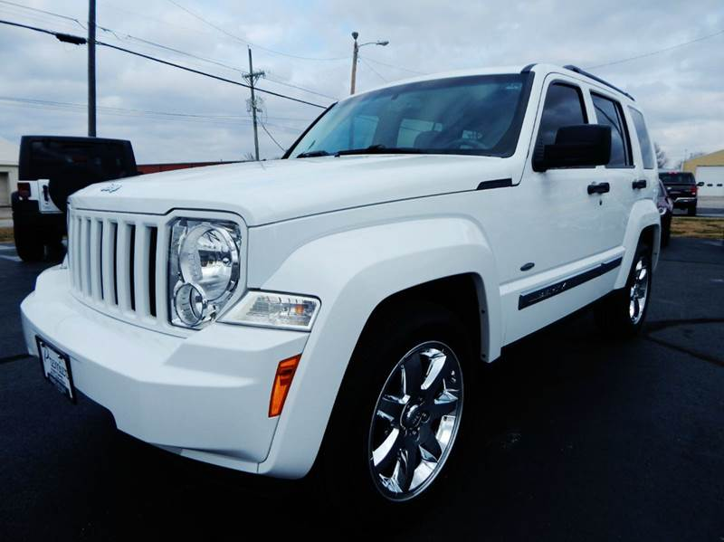 Liberty Auto Sales >> 2012 Jeep Liberty Sport 4x4 4dr SUV In Carthage MO - PREMIER AUTO SALES