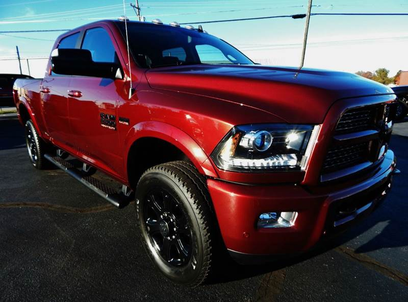 2016 ram ram pickup 2500 4x4 laramie 4dr crew cab 6 3 ft sb pickup in carthage mo premier. Black Bedroom Furniture Sets. Home Design Ideas