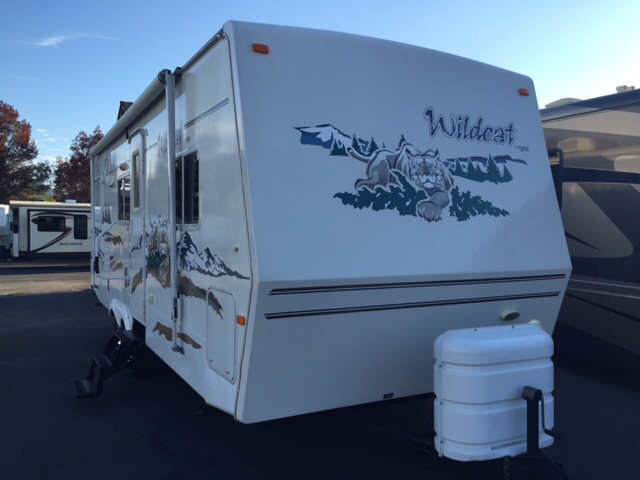 2006 Forest River Wildcat 26RB