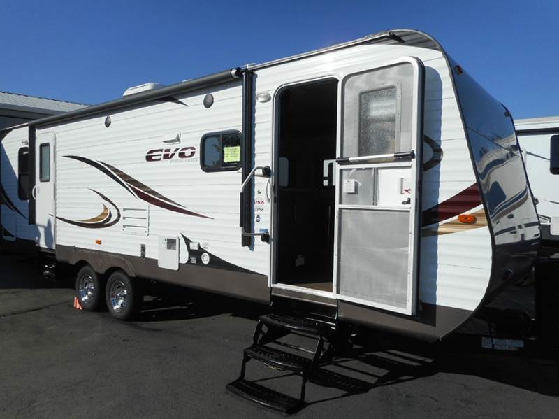 2014 Forest River Evo 2750