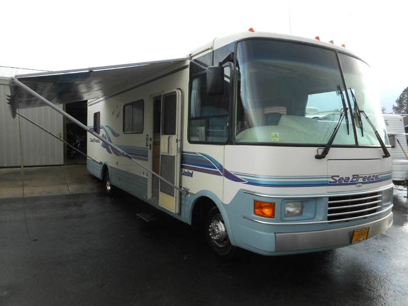 1996 National RV Sea Breeze 131 Limited Ford