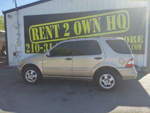 2004 mercedes benz m class ml350 awd 4matic 4dr suv in san for 2004 mercedes benz ml350 4matic