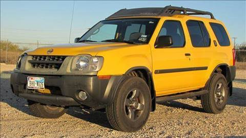 2002 nissan xterra for sale in san antonio tx. Black Bedroom Furniture Sets. Home Design Ideas