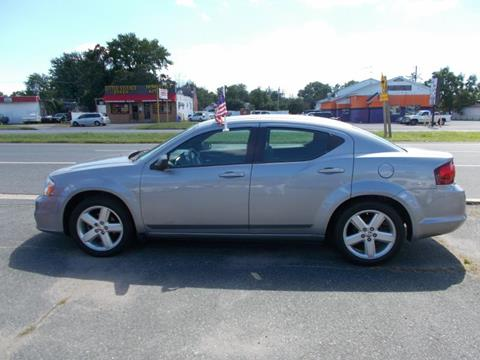 2013 Dodge Avenger for sale in Dundalk, MD