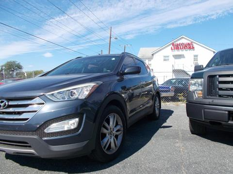 2013 Hyundai Santa Fe Sport for sale in Dundalk, MD