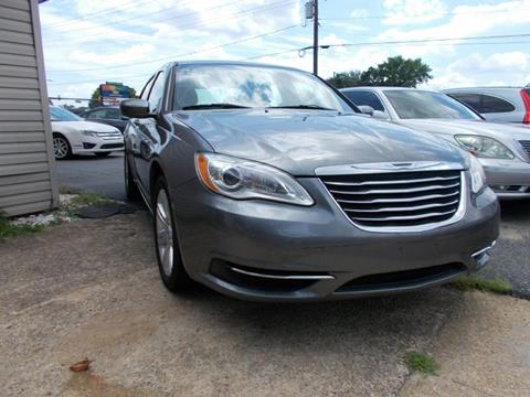 2013 Chrysler 200 for sale in Dundalk, MD