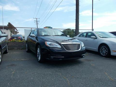 2012 Chrysler 200 for sale in Dundalk, MD