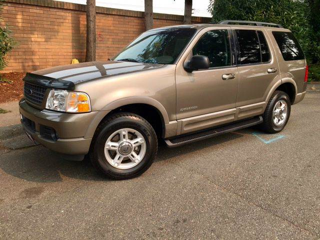 Ford Explorer XLT Dr WD SUV In Puyallup WA Destination Motors - 2002 explorer