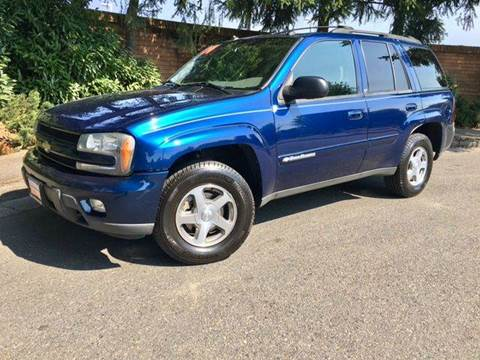 2004 Chevrolet TrailBlazer for sale in Puyallup, WA