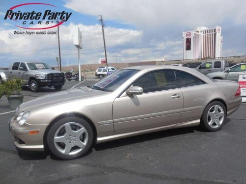 Mercedes benz cl class for sale in reno nv for Mercedes benz reno nv