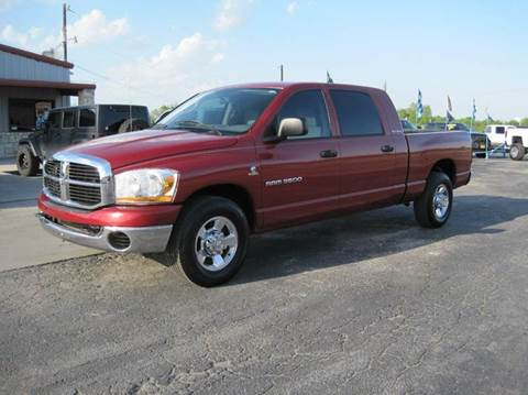 2006 Dodge Ram Pickup 3500 for sale in New Braunfels, TX