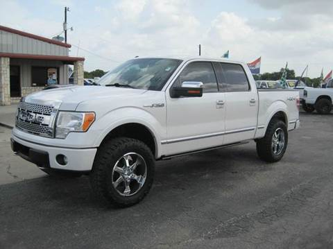2011 Ford F-150 for sale in New Braunfels, TX