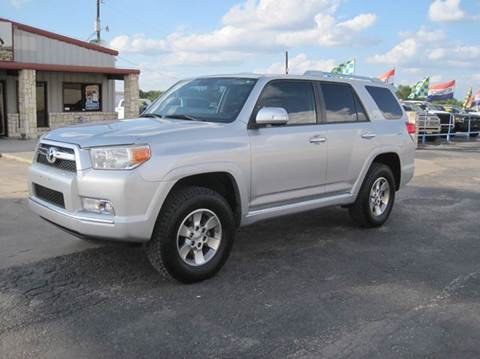 2010 Toyota 4Runner for sale in New Braunfels TX