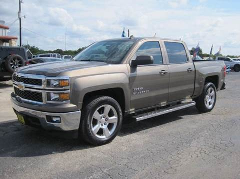 2014 Chevrolet Silverado 1500 for sale in New Braunfels TX