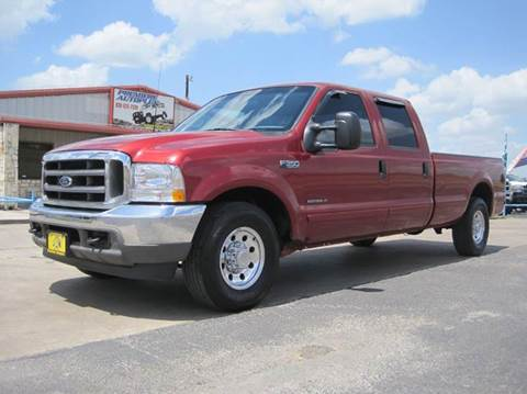 2002 Ford F-350 Super Duty for sale in New Braunfels, TX