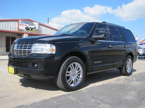 2007 Lincoln Navigator for sale in New Braunfels TX