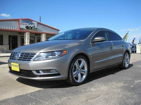 2013 Volkswagen CC for sale in New Braunfels, TX
