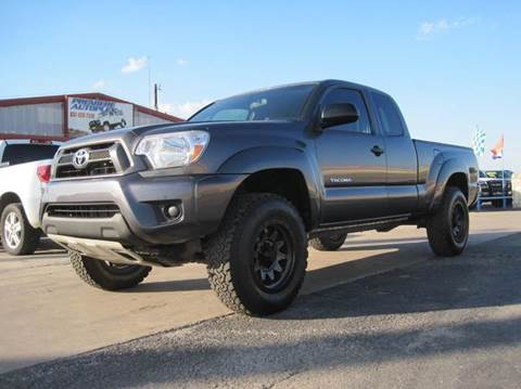 2014 Toyota Tacoma for sale in New Braunfels TX
