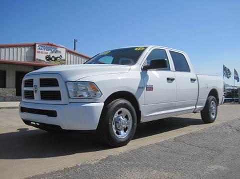 2012 RAM Ram Pickup 2500 for sale in New Braunfels, TX