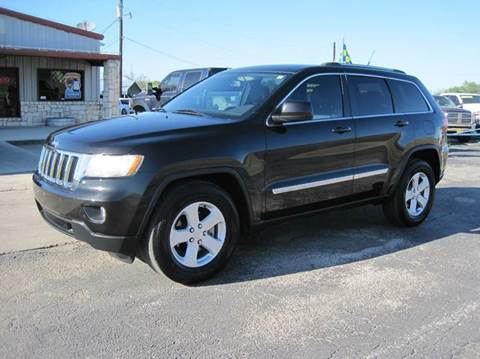 2011 Jeep Grand Cherokee for sale in New Braunfels, TX