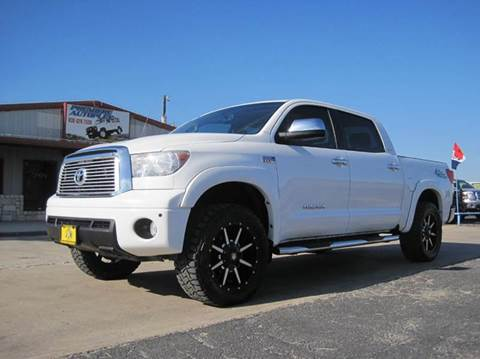 2013 Toyota Tundra for sale in New Braunfels TX