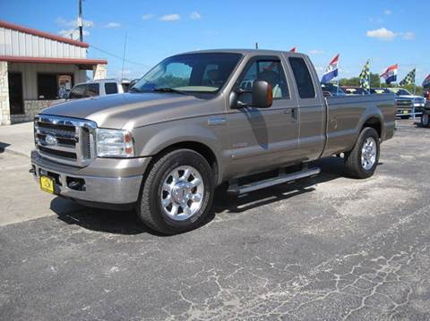 2005 Ford F-250 Super Duty for sale in New Braunfels, TX