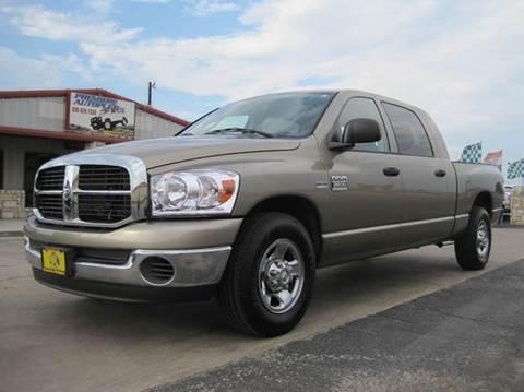 2007 Dodge Ram Pickup 2500 for sale in New Braunfels TX