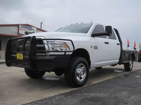 2012 RAM Ram Pickup 3500 for sale in New Braunfels TX
