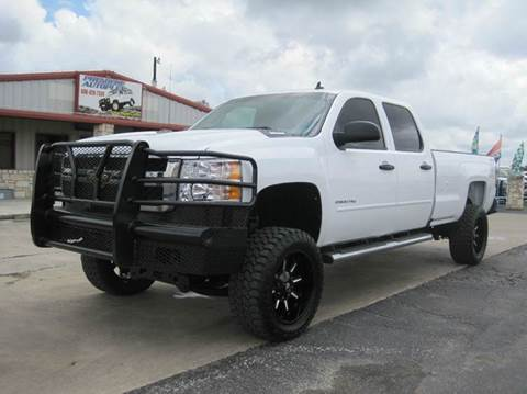 2011 Chevrolet Silverado 2500HD for sale in New Braunfels TX