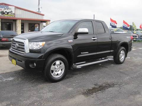 2008 Toyota Tundra for sale in New Braunfels TX