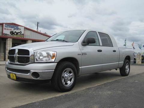 2007 Dodge Ram Pickup 2500 for sale in New Braunfels, TX