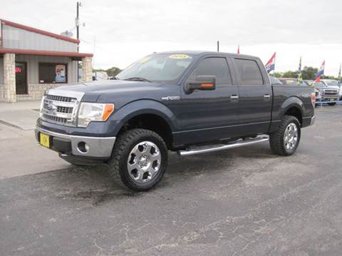 2013 Ford F-150 for sale in New Braunfels TX