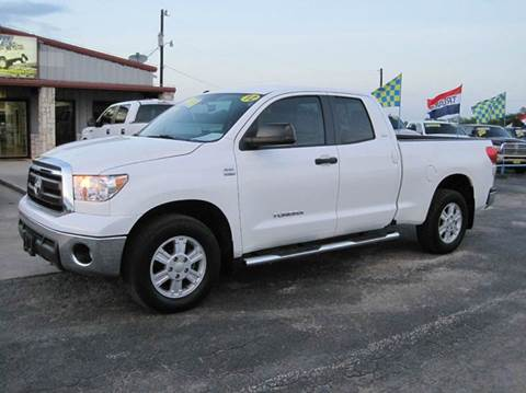 2012 Toyota Tundra for sale in New Braunfels, TX