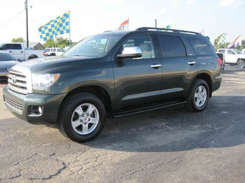 2008 Toyota Sequoia for sale in New Braunfels TX
