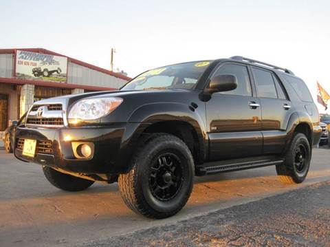 2007 Toyota 4Runner for sale in New Braunfels, TX