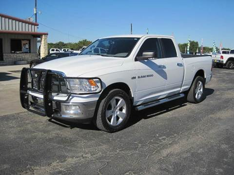 2011 RAM Ram Pickup 1500 for sale in New Braunfels, TX