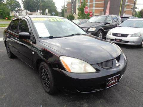 2005 Mitsubishi Lancer for sale in Rahway, NJ