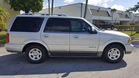 2000 Lincoln Navigator for sale in Miami, FL