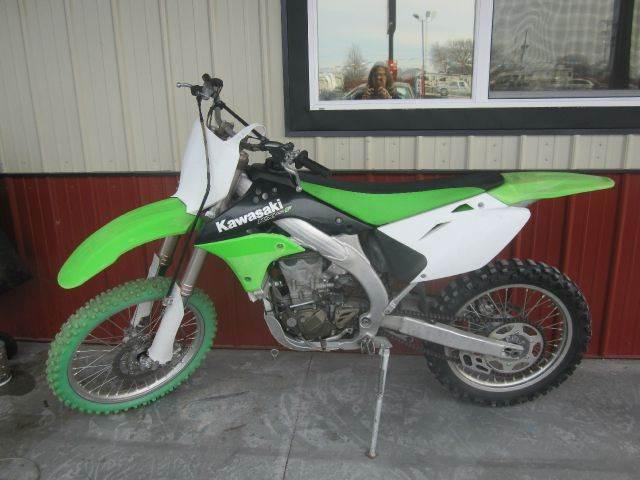 2006 Kawasaki KX 450 F