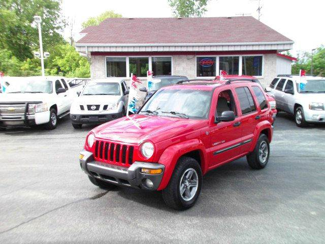 2004 Jeep Liberty 4dr Sport 4WD SUV - Bay City MI