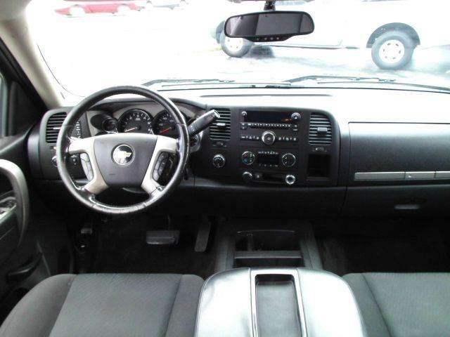 2011 Chevrolet Silverado 1500 4x4 LT 4dr Extended Cab 6.5 ft. SB - Bay City MI