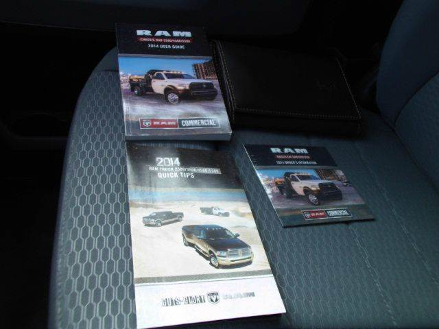 2014 RAM Ram Chassis 5500  - Bay City MI