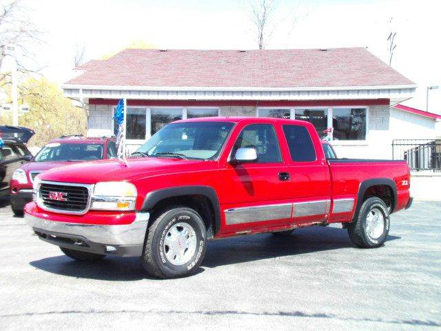 2001 GMC Sierra 1500 1500 - Bay City MI
