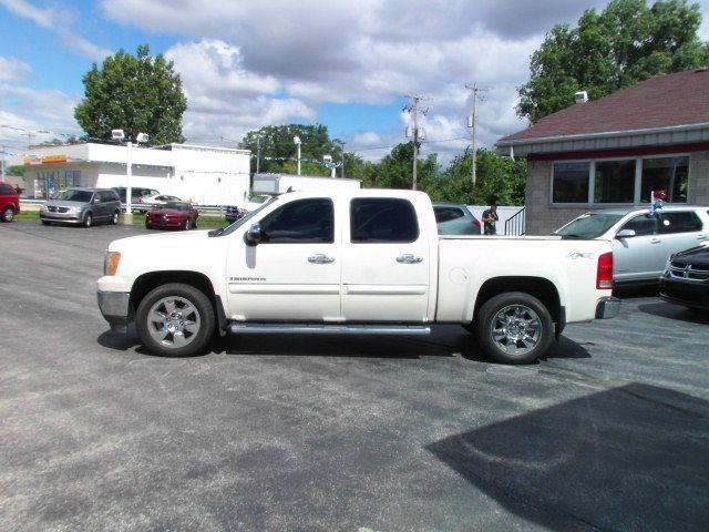 2009 GMC Sierra 1500 4x4 Work Truck 4dr Crew Cab 5.8 ft. SB - Bay City MI