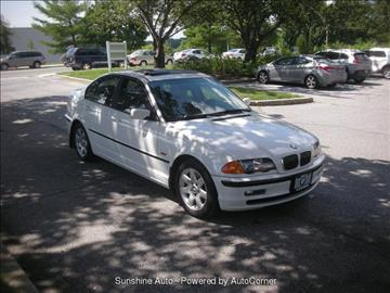 2001 BMW 3 Series for sale in Gaithersburg, MD
