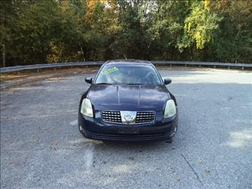 2004 Nissan Maxima for sale in Gaithersburg, MD