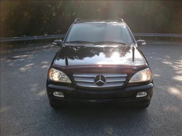 Mercedes benz m class for sale maryland for Pohanka mercedes benz
