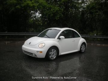 2001 Volkswagen New Beetle for sale in Gaithersburg, MD